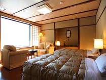 広さ40平米のゆったりした二名様利用のお部屋です。