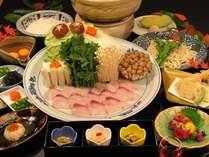 【鰤しゃぶ鍋】鰤は青魚の中でも栄養価はトップクラス!日本海直送の寒ぶり。(全体イメージ)