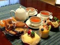 【女子旅プラン】限定の紅茶セット♪シュテルンの美味し~いケーキと一緒にどうぞ♪(写真はイメージです)