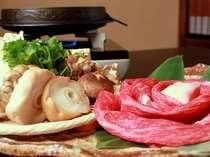 どど~んとお一人様お肉150g!お野菜もボリューム満点です◎