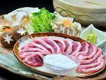 田舎風鴨鍋♪コクがあり食感が良い鴨肉は、ビールにもよく合います(^^)