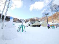 【スキー&スノボ6大特典】≪チェックアウト後入浴OK≫ホワイトワールド尾瀬岩鞍送迎あり(2食付)