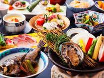 【基本】 人気No.1!世界遺産姫路城から一番近い絶景温泉宿!直前予約『海鮮スタンダード会席』