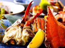 【秋の季節限定】瀬戸内の美味な蟹と秋の旬の味覚を堪能♪『渡り蟹と穴子・鱧・松茸の秋三昧会席』