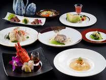 【2食付/中華コース】お部屋は7階以上確約!海鮮づくしでご満悦☆料理長厳選ディナーコース☆