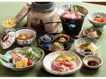 海鮮プラン料理(例)