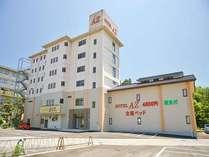 HOTEL AZ 石川粟津店(旧亀の井ホテル 石川粟津店) (石川県)