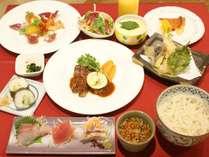 【ホテルディナー】宮崎県産牛ステーキの和洋ご膳~2食付~
