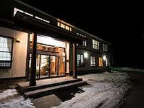 冬のかつらぎ荘
