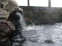 ■【温泉】自慢の自家噴泉。大地のエネルギーをそのままに☆