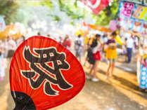 地元の文化に触れる旅…♪お祭りへ出かけよう! ※写真はイメージです。