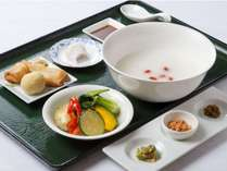 中華粥膳/朝食