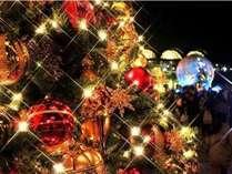【2食付】【鉄板焼き】【ワンドリンクプレゼント】クリスマスディナー2018 ★ 第2部19:30~20:00スタート