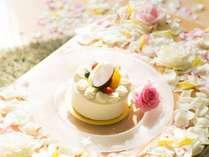 今年はケーキとスパークリングワインでちょっとリッチなバレンタイン&ホワイトデー♪※写真はイメージです