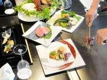 鉄板焼き/レストラン「竹彩」