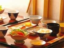 【朝食一例】一日のはじまりは、美味しい朝ごはんから♪(料理写真はイメージです)