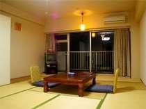 【和室一例】お部屋はオーシャンビュー。伊勢湾が一望できます