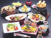 【漁火御膳】海の幸を中心としたお食事です(料理写真はイメージです)