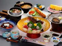豪華2大食材と、他にも贅沢な味覚がたっぷり!(料理写真はイメージです)