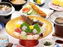 三大グルメ料理★知多の贅沢な味覚がたっぷり!(料理写真はイメージです)