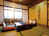 客室(本館)(全客室 26インチ液晶テレビ・加湿空気清浄機導入)しました。