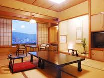 【千寿ハイグレード和室10畳】木の香り漂う客室(映画見放題!スターチャンネル有り)