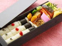 受験当日は和食料理人特製のお弁当で集中力UP (`・ω・´)b♪