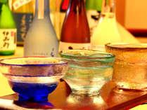 ◆特典:厳選された土佐の銘酒「三種の利き酒」セットをご夕食時にご用意させて頂きます★
