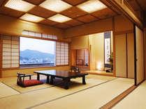 【特別室和洋室】全客室40インチ液晶テレビ・加湿空気清浄機完備。