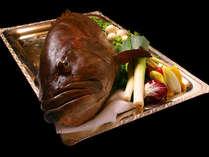 【幻の高級魚!美肌効果抜群のクエ】食べてお肌もちぷるっ(*^0^*)/★