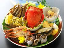 これぞ、まるごと、高知が味わえる!本格皿鉢料理を堪能するグルメプランです!