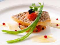 洋食シェフがお作りする魚料理。