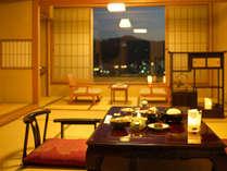 【千寿ハイグレード和室】木の香り漂う客室(40インチ液晶テレビ・加湿空気清浄機完備)