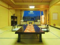 【特別室】和モダン寛ぎの客室。