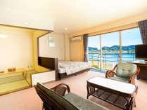 全室レイクビューの絶景!広々35平米の和洋室★朝日や夕日も!風光明媚な浜名湖を目の前に癒しのひと時を