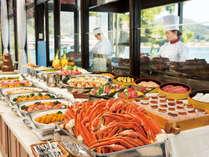 ●6月30日迄は「ズワイ蟹」「うなぎご飯」も食べ放題!●7~9月「うなぎの蒲焼き」も食べ放題!