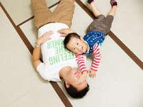 ご家族旅行や赤ちゃん連れファミリーなど幅広い世代に使いやすい和洋室
