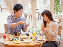 【ご朝食】お好きなものをお腹いっぱいお召し上がりくださいませ!