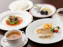 【ご夕食】洋食コース◆お手頃価格で贅沢なコース料理をご堪能くださいませ◎