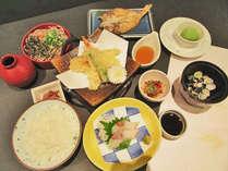 【ご夕食】和食御膳◆山陰の郷土料理が盛り沢山♪
