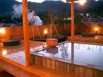 展望露天風呂「空の湯」(イメージ画像)