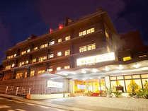 【おにやまホテル外観】別府の地で長い時を刻んできた鬼山ホテル (イメージ画像)