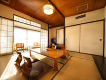 【和室一例】様々な部屋タイプをご用意(画像一例)