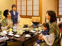 人気のお部屋食(イメージ画像)
