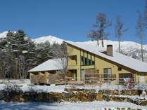 冬のホテルさいとう