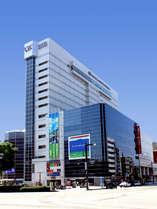 富山エクセルホテル東急外観