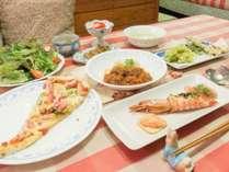【2食付】手作り洋食が好評★菅平高原の大自然を楽しむ♪定番のスタンダードプラン