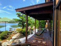 リバーサイドMARUYAMA(旧まるやま荘)絶景のリゾート宿