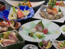人気の華会席♪肉も魚もお召し上がりたい方にオススメです。
