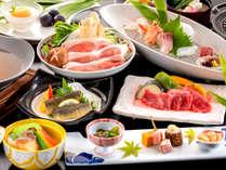 【夏の美味少量会席】量よりも質を重視♪旬の鮎など、美味しいものを少しずつ味わう、六峰舘スタイル。